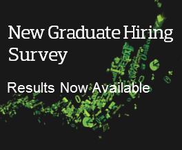 New Graduate Hiring Survey Results