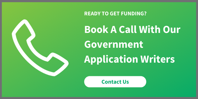 Apply for Canadian Government Funding