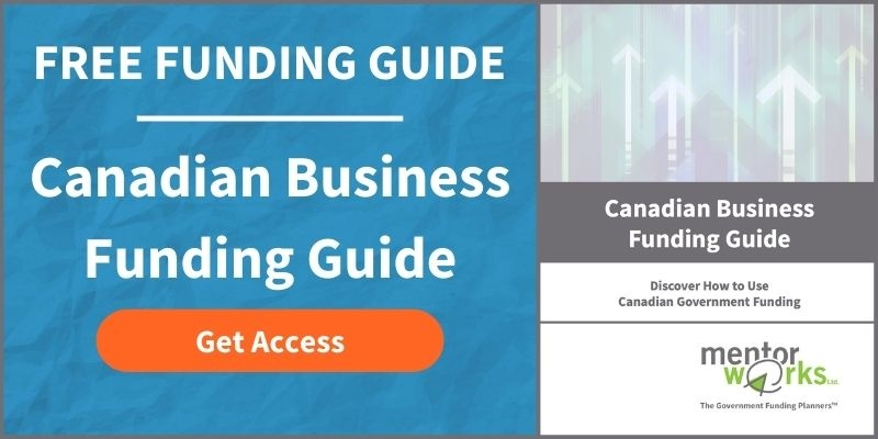 Canadian Small Business Grants and Loans