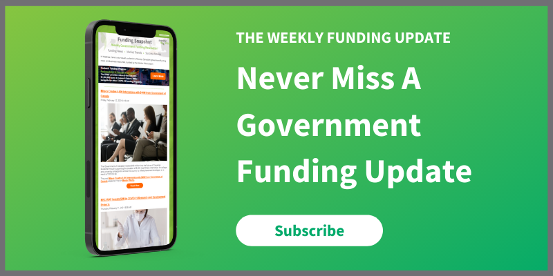 Canadian Small Business Funding News