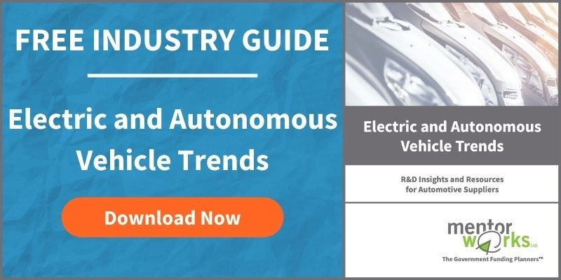 Canadian automotive manufacturing trends