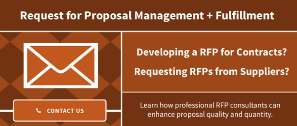 Request for Proposal Management and Fulfillment Services