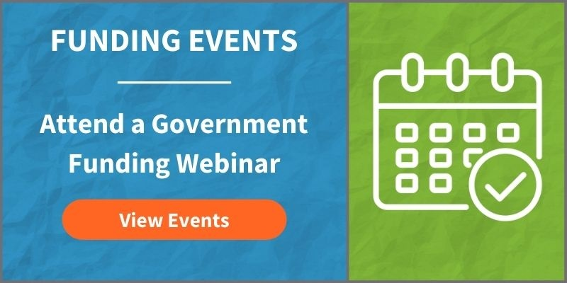 Register for A Canadian Government Funding Webinar