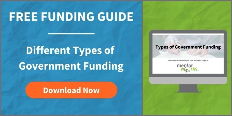 Types of Canadian Small Business Funding