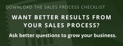 Sellerant Sales Process Checklist