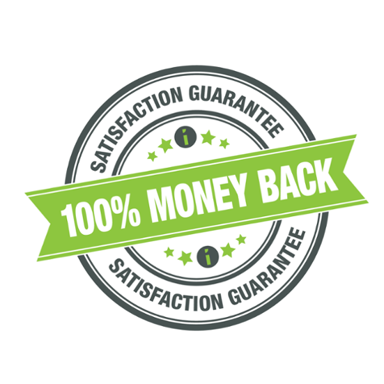 CHECK OUT OUR SATISFACTION GUARANTEE!