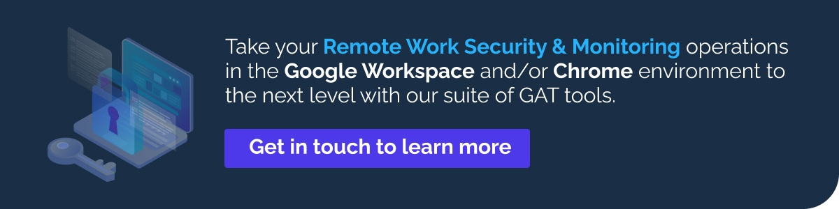 Blog-The need for remote work security