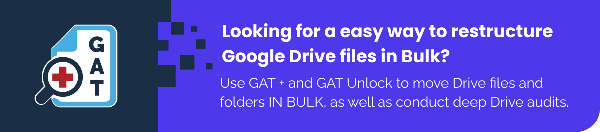 Blog - 3 Ways to Build the Best Google Shared Drive Structure for your Organisation