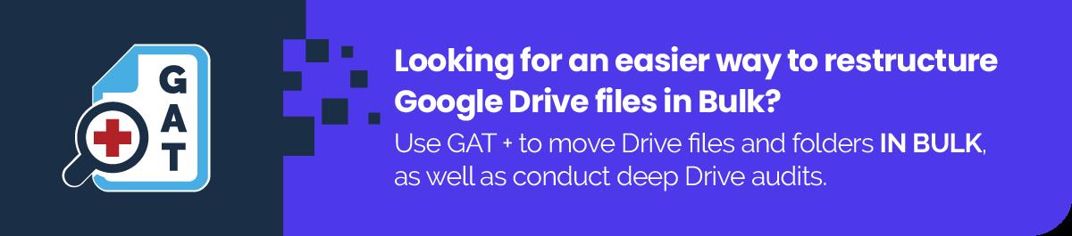 Blog- Manage Google Drive File Ownership