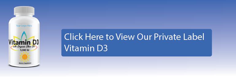 private label vitamin d3