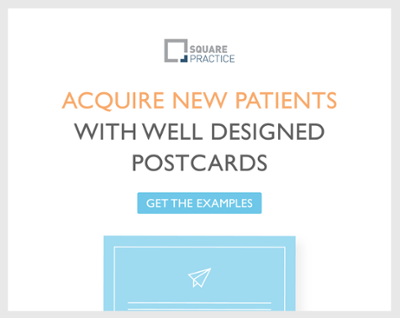 dental postcard marketing