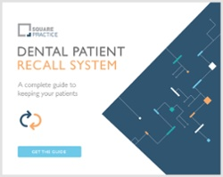 dental patient recall system guide