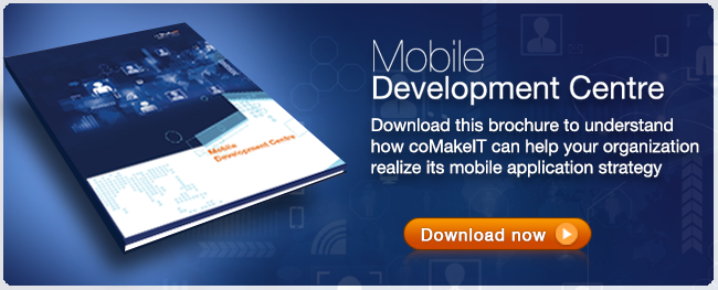 mobile development center brochure