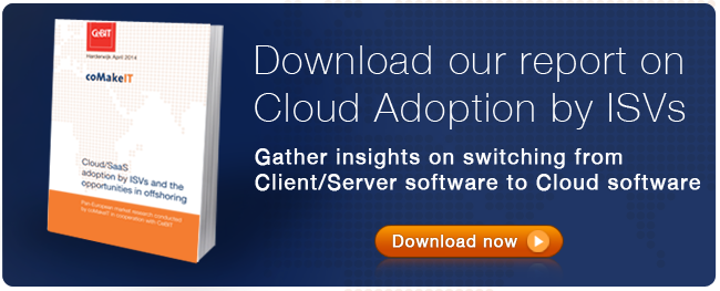 cloud adoption for ISVs