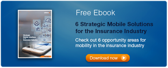 Mobile solutions for the insurance industry guide
