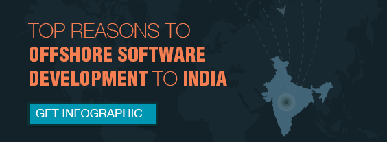 top reasons to offshore software development to india