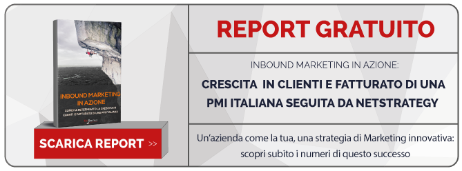 Inbound Marketing in azione - Scarica il Case Study