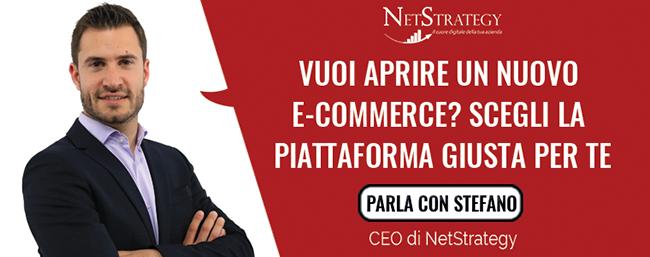Vuoi aprire un nuovo e-commerce? scegli la piattaforma giusta per te