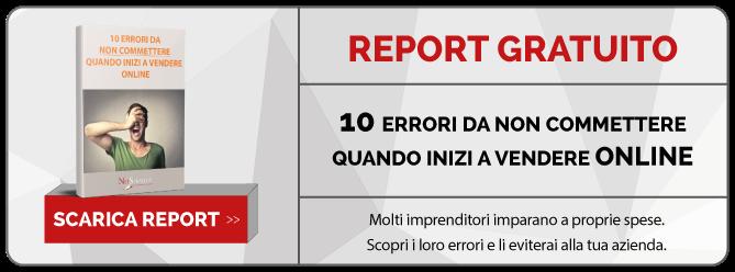 10 Errori eCommerce - Scarica Report