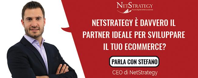 NetStrategy è davvero il partner ideale per sviluppare il tuo ecommerce?
