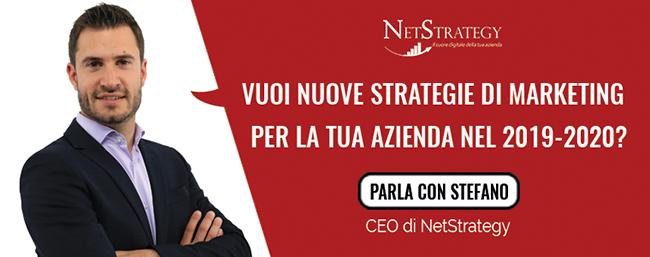 Vuoi nuove strategie di marketing per la tua azienda nel 2019-2020?