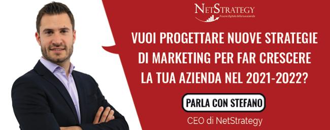 Vuoi progettare nuove strategie di marketing per far crescere la tua azienda nel 2019-2020?