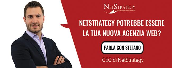 Netstrategy potrebbe essere la tua nuova agenzia web?