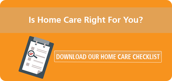 Download our Home Care Checklist