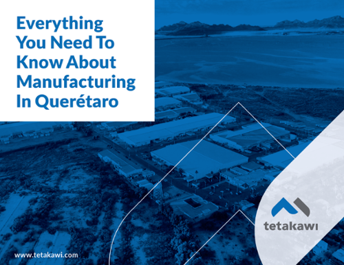 Manufacturing in Queretaro EBook