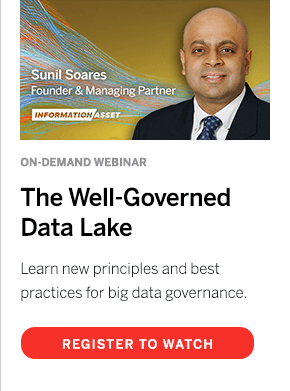 Webinar Well-Governed Data Lake Data Lake Governance