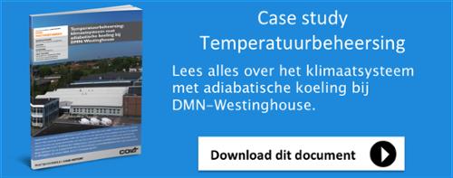 Case study temperatuurbeheersing met adiabatische koeling DMN-Westinghouse