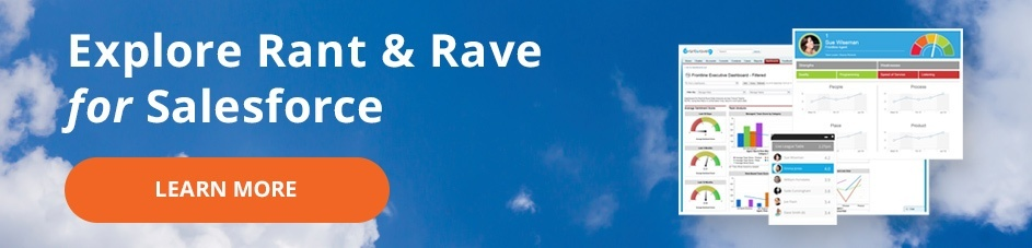 Rant & Rave for Salesforce