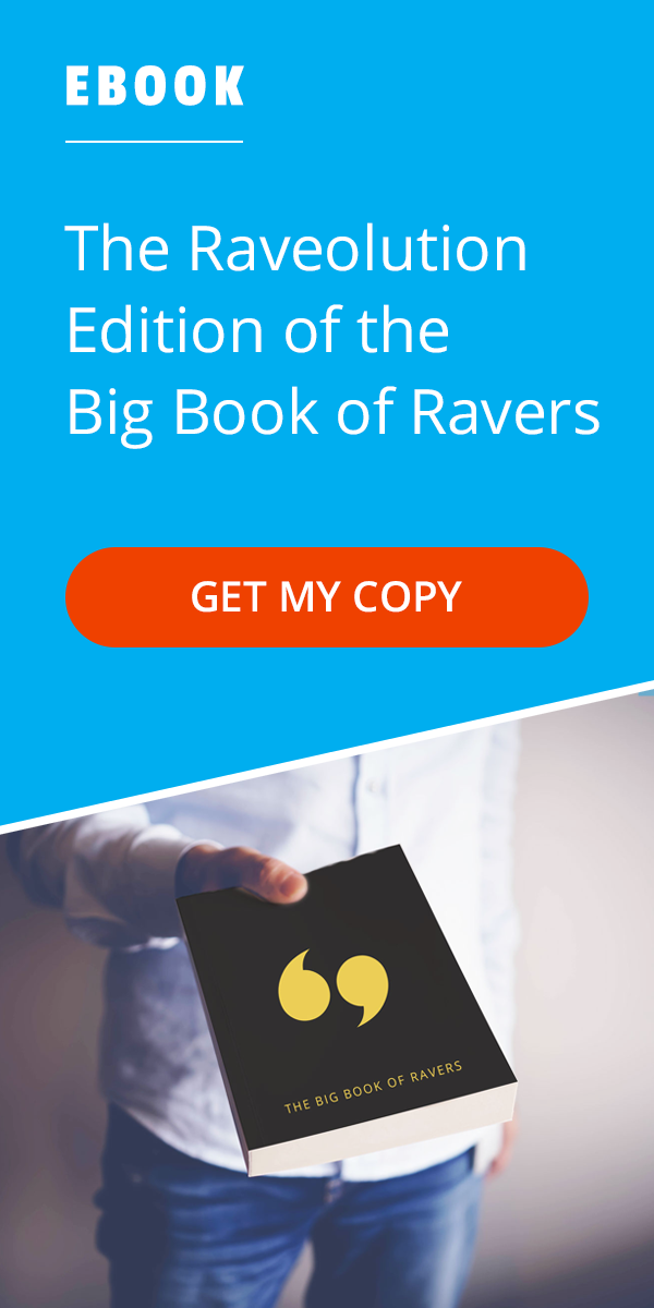 The Raveolution Edition of The Big Book of Ravers