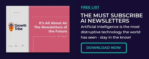 ai newsletters list cta