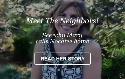 See why Mary calls Enclave at Town Center home