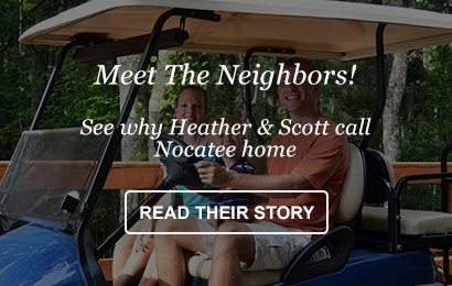 See why Heather and Scott Choose to Call Nocatee Home