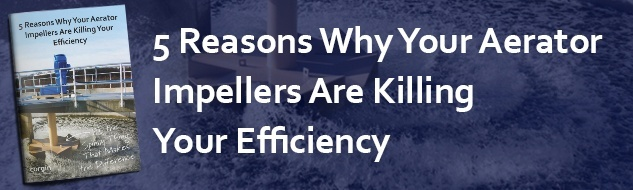 5 Reasons Why Your Aerator Impellers Are Killing Your Efficiency [eBook]