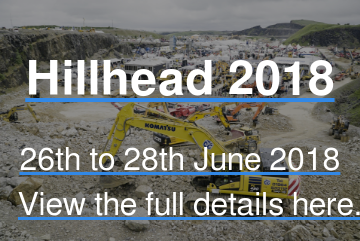 Hillhead 2018  26th to 28th June 2018  View the full details here...