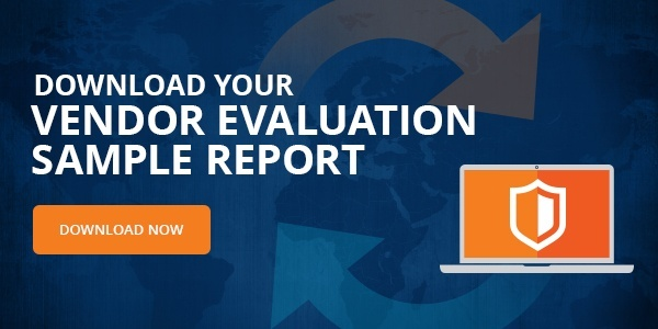 Vendor Evaluation Template
