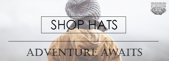 Shop Hats Adventure Awaits CTA