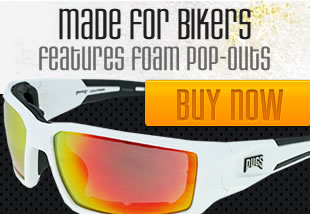 motorcycle glasses, biker glasses, pugs gear