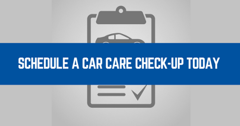 Schedule A Car Care Check-up