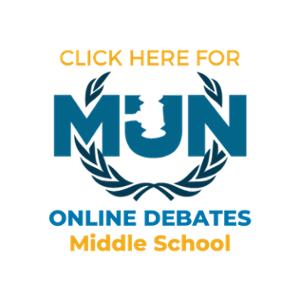 Click here to join Middle School Debates!