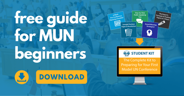 Click here to download our guide for MUN beginners!