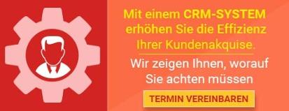 CRM System Beratung