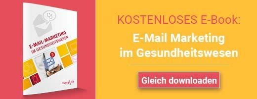 eBook Anforderung e-Mail Marketing im Gesundheitswesen