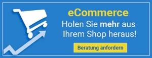 Lassen Sie uns über eCommerce sprechen!