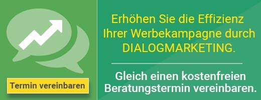Dialogmarketing Effizienz