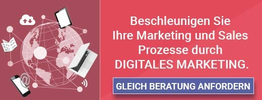 Digitales Marketing Beratung
