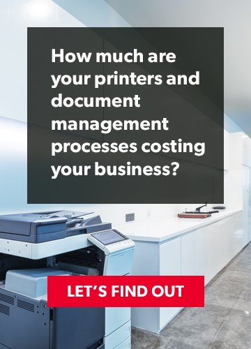 Get a 90 day managed print services trial